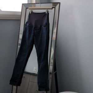 Maternity jeans from Old Navy